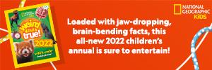 Weird but true! 2022 Wild and Wacky Facts & Photos!