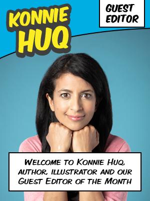 Konnie Huq Guest Editor