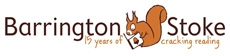 Barrington Stoke 15th birthday logo 2013