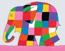 Elephant elmer