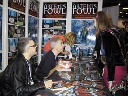 eoin colfer at sci fi expo
