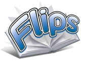 FLIPS interactive books for Nintendo DS