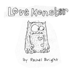 Love Monster early sketch