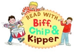 Read with Biff, Chip and Kipper - from Oxford University Press