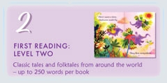 usborne reading level 2