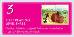 usborne reading level 3