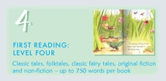 usborne reading level 4