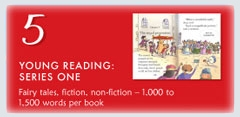 usborne reading level 5