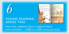usborne reading level 6