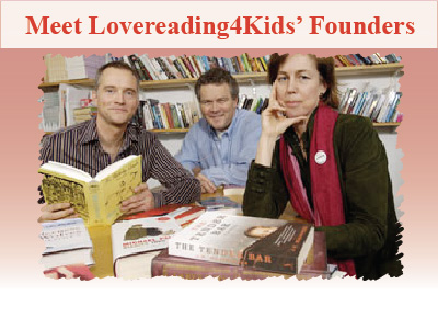 Meet Lovereading4Kids Founders