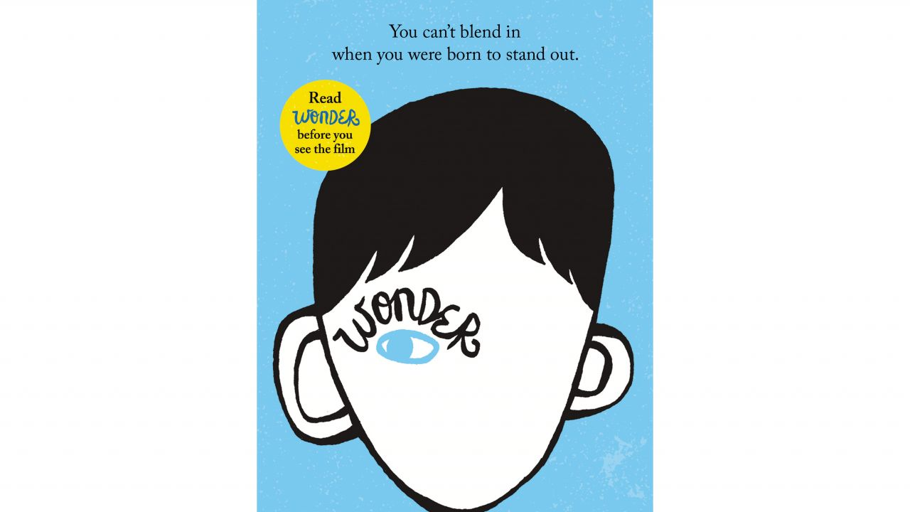 Win a SIGNED copy of Wonder by R. J. Palacio!