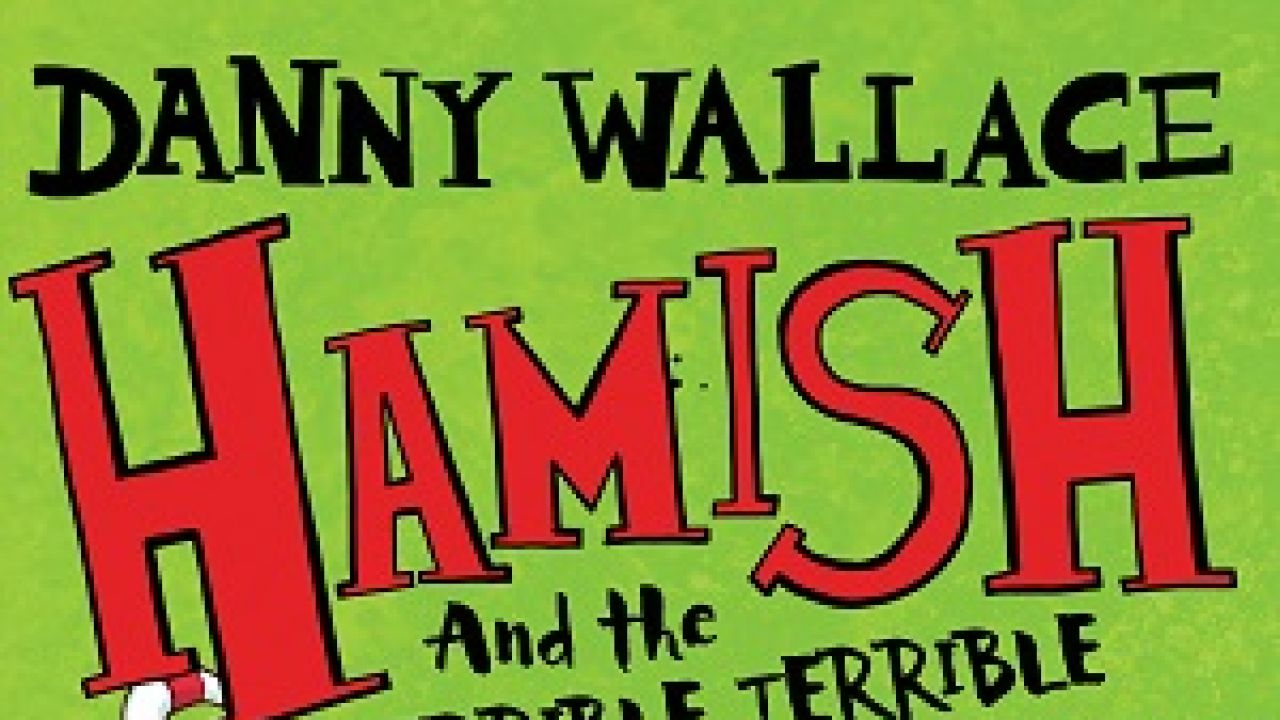 Win a copy of Hamish and the Terrible Terrible Christmas!