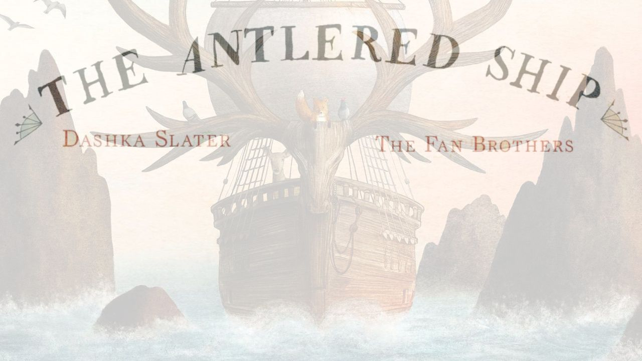 The Antlered Ship Word Search