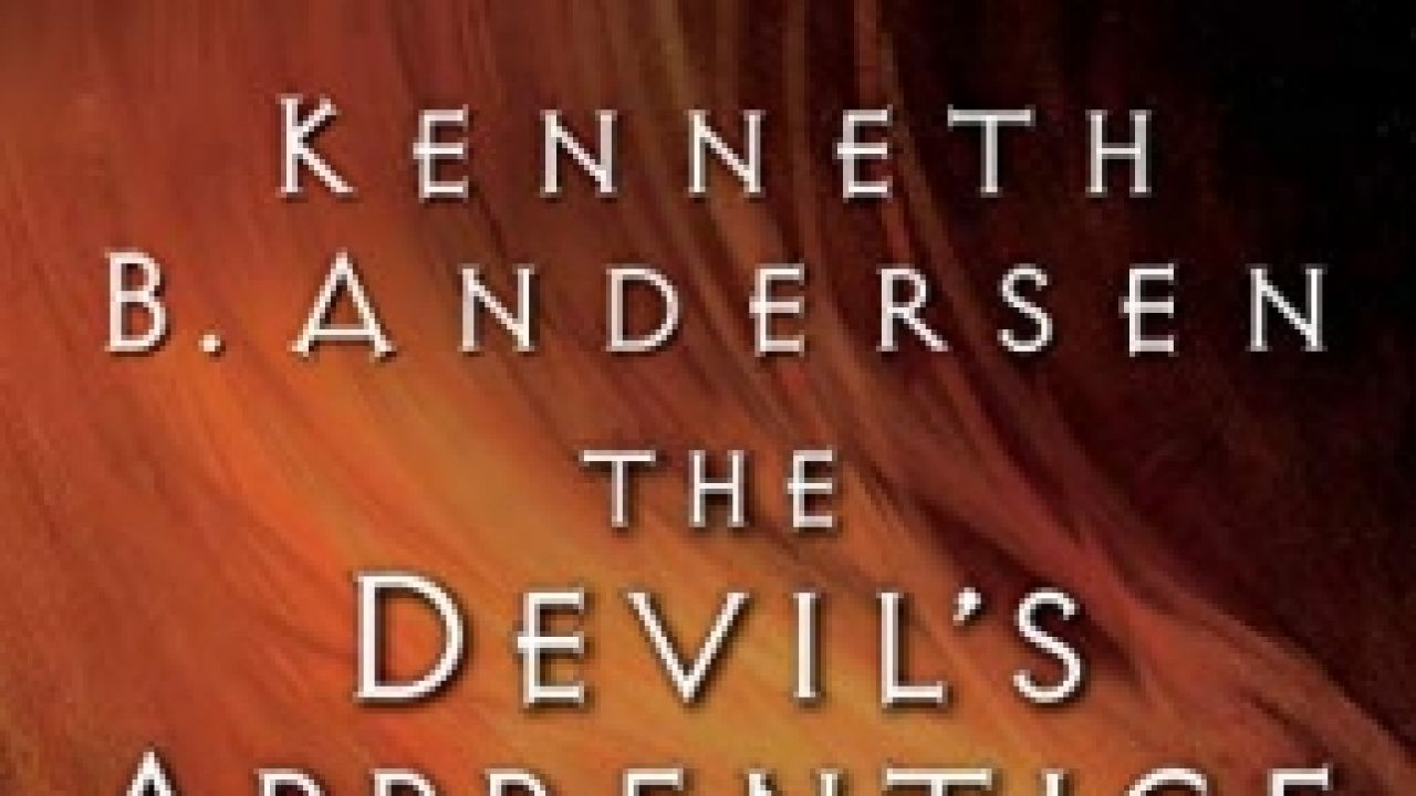 Win One OF 5 Signed Copies Of The Devil's Apprentice