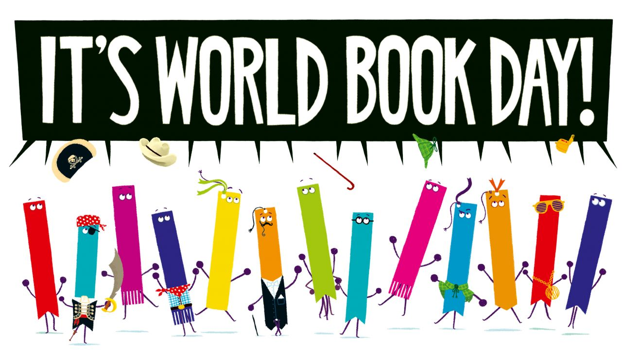 Win your own World Book Day Costume!