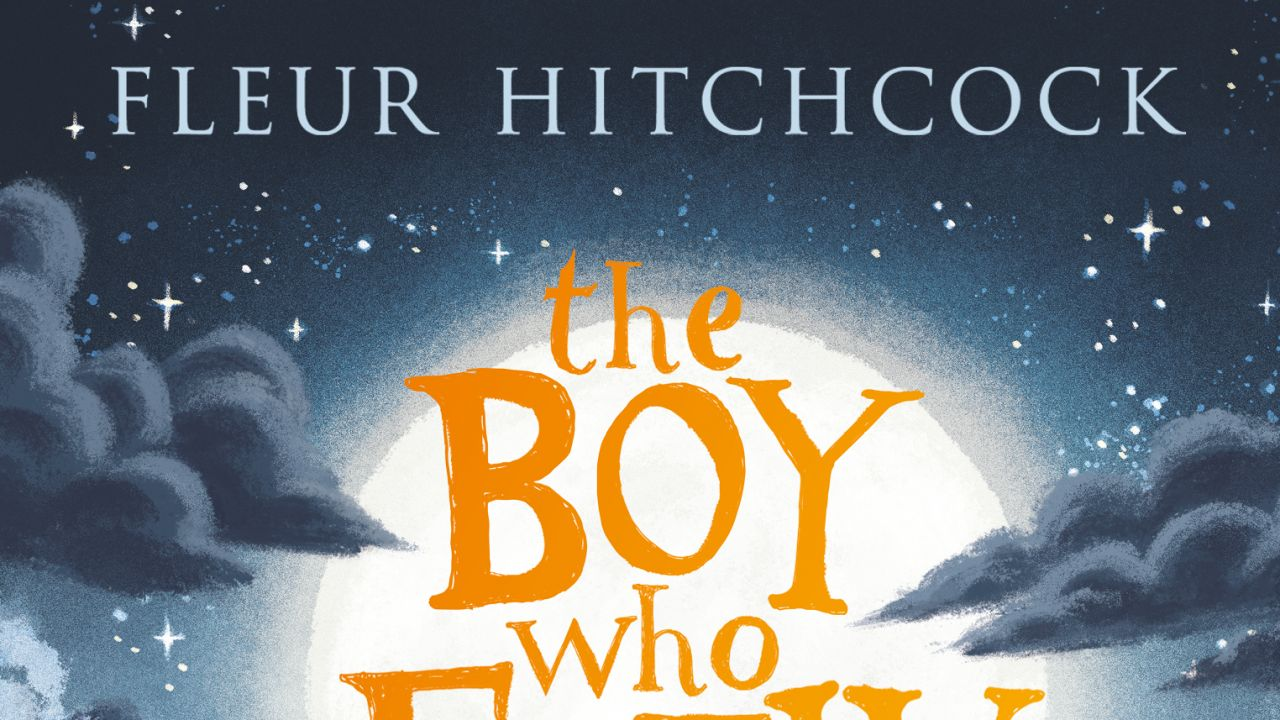 Win a copy of The Boy Who Flew by Fleur Hitchcock!