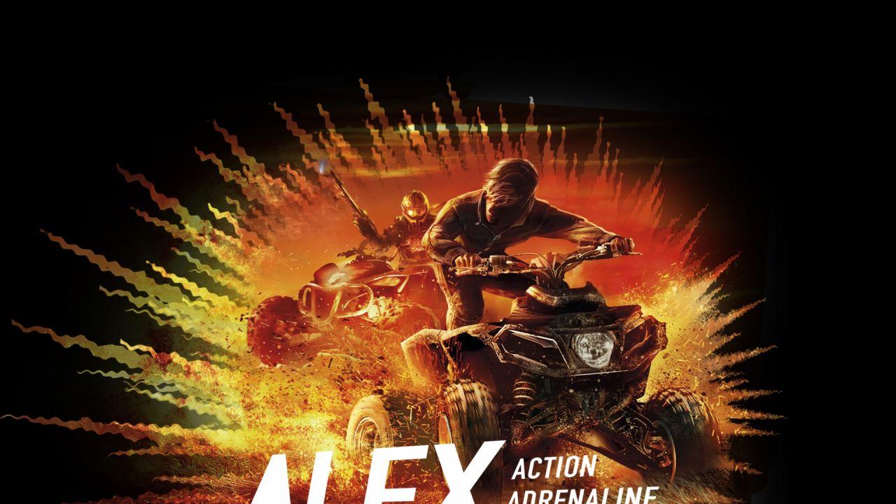 Win an Alex Rider Goody Bag!
