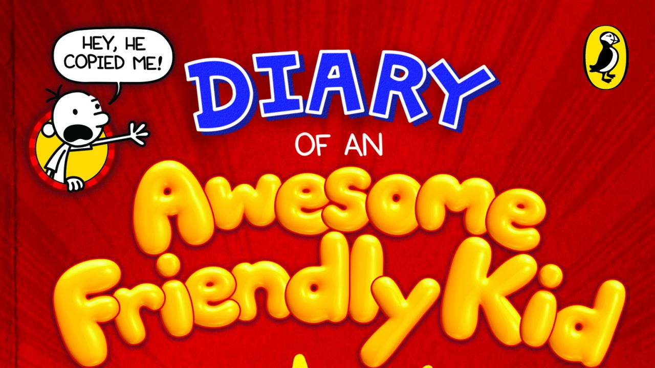 Diary of an Awesome Friendly Kid: Rowley Jefferson's Journal Activity Pack