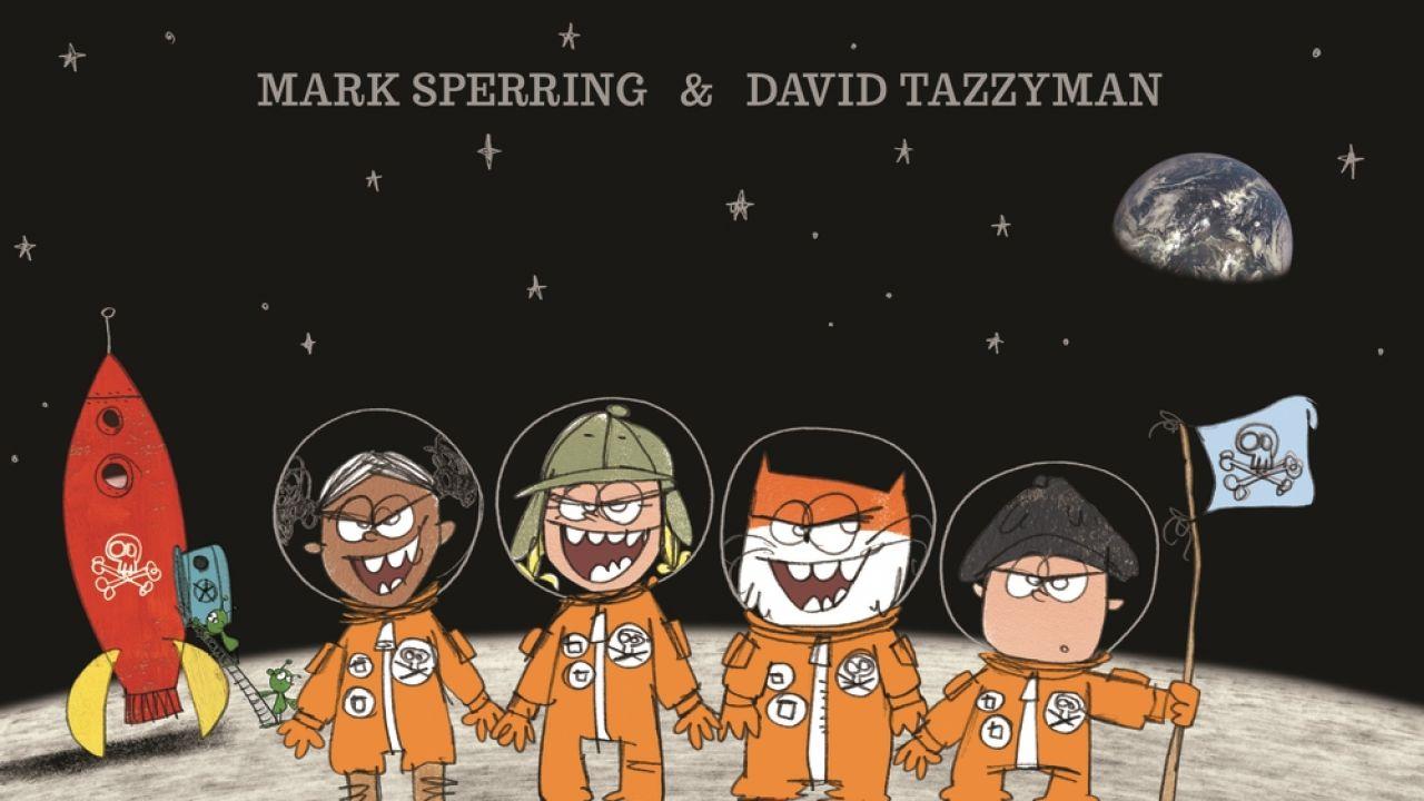 The Astro Naughty Naughty Baddies Activity Pack