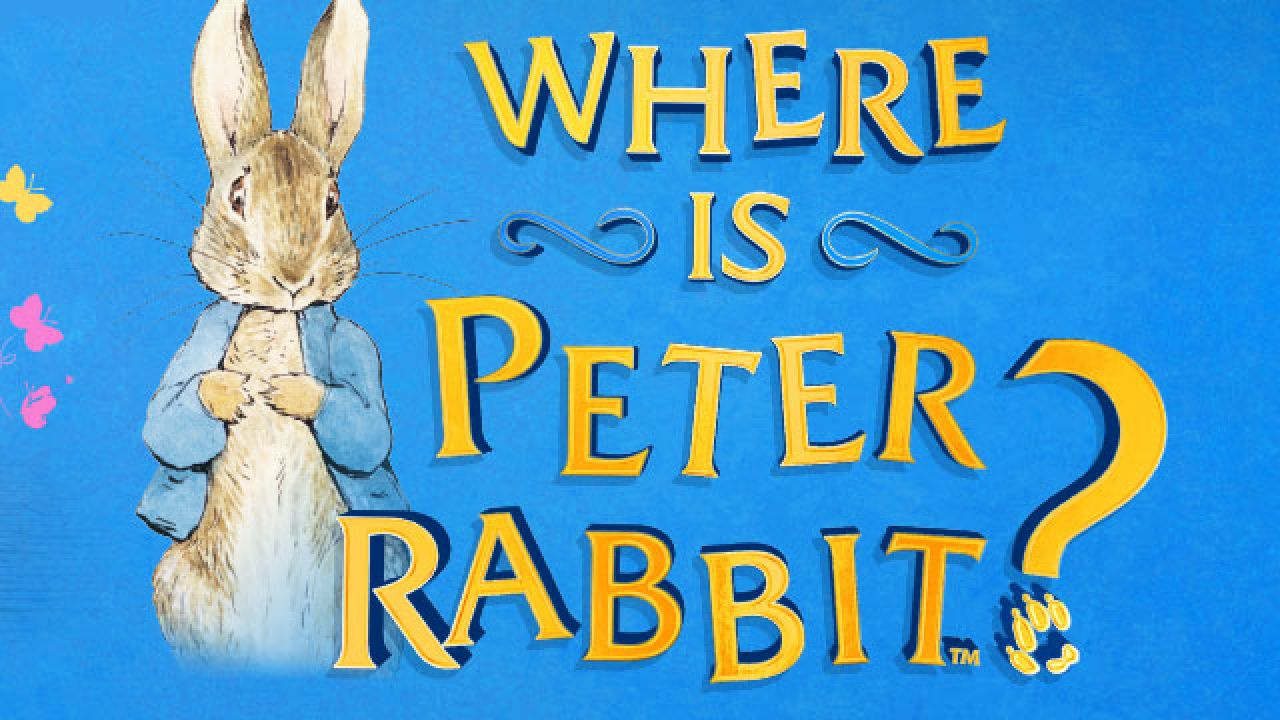Win tickets to see Where is Peter Rabbit?