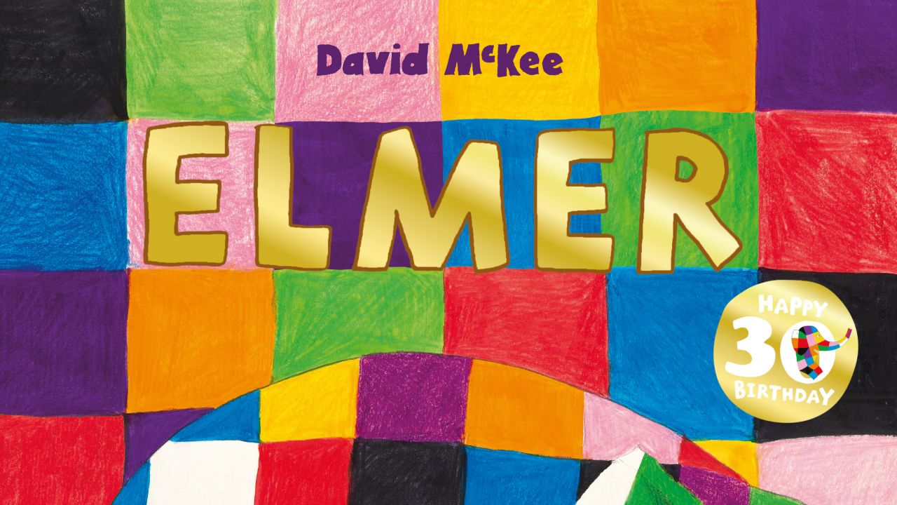 Elmer Activity Booklet