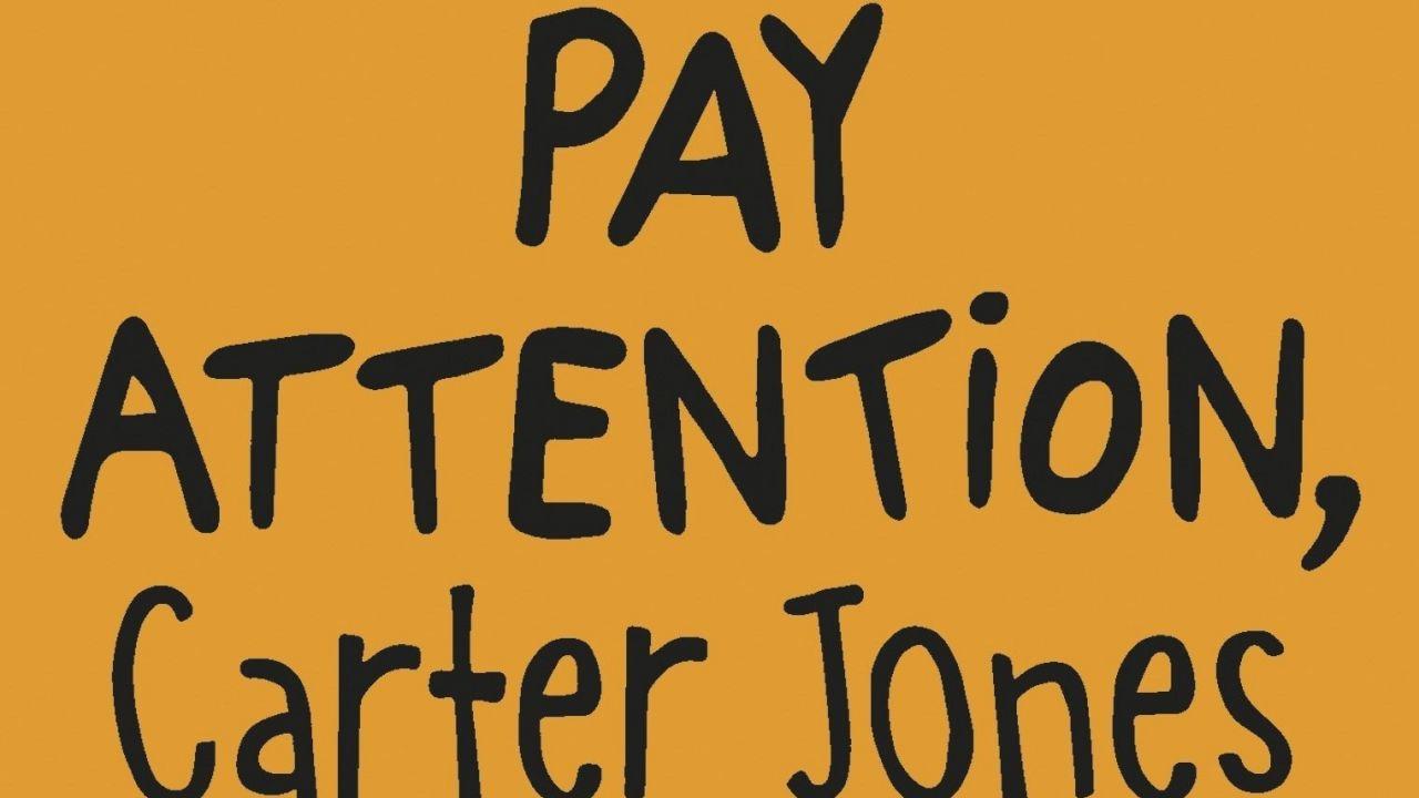 Win a copy of Pay Attention, Carter Jones by Gary D. Schmidt!