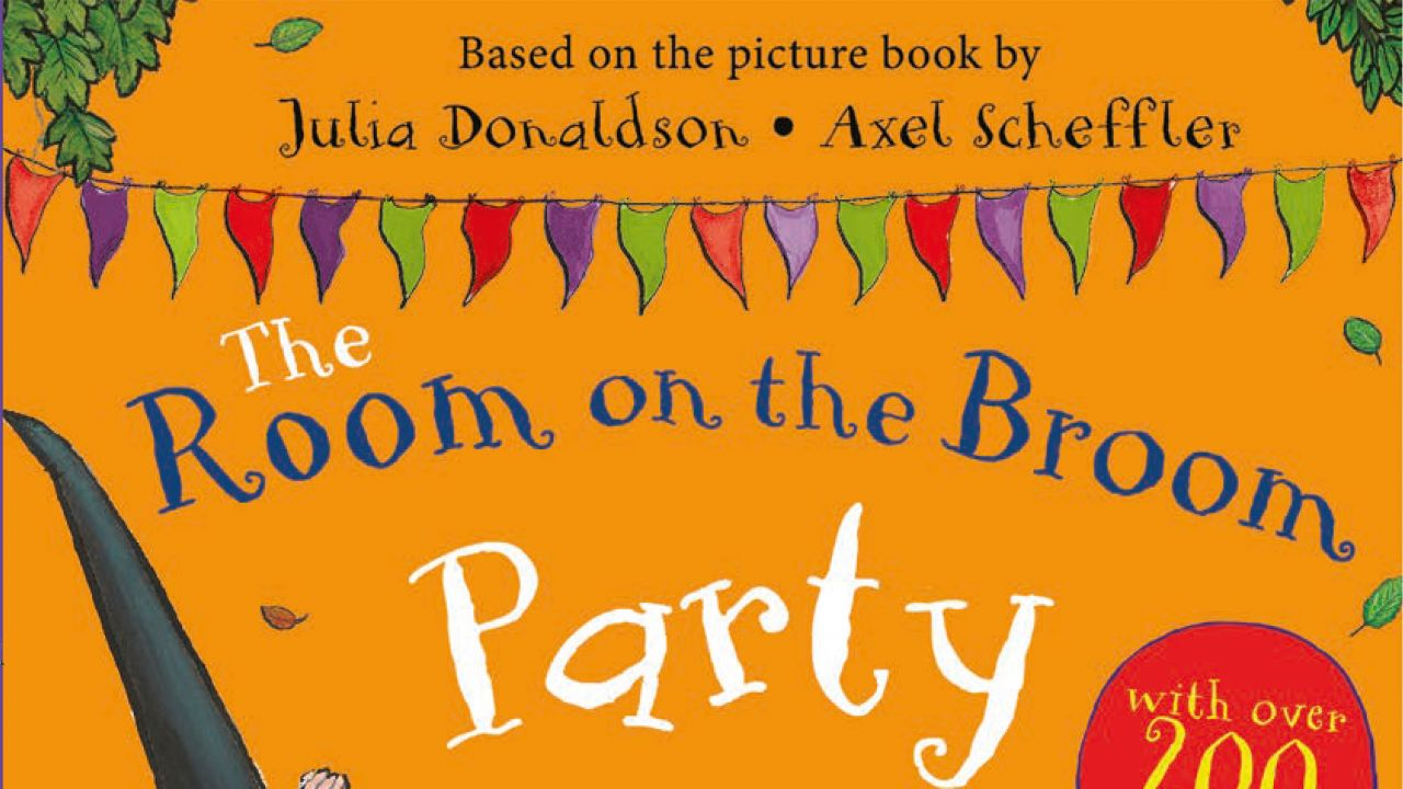 Fun with Room on the Broom
