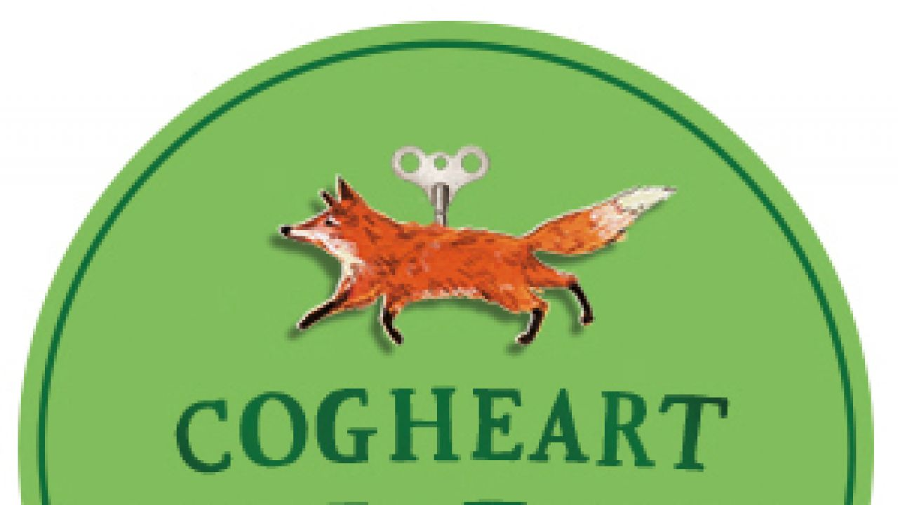 Colour in your own Cogheart picture!