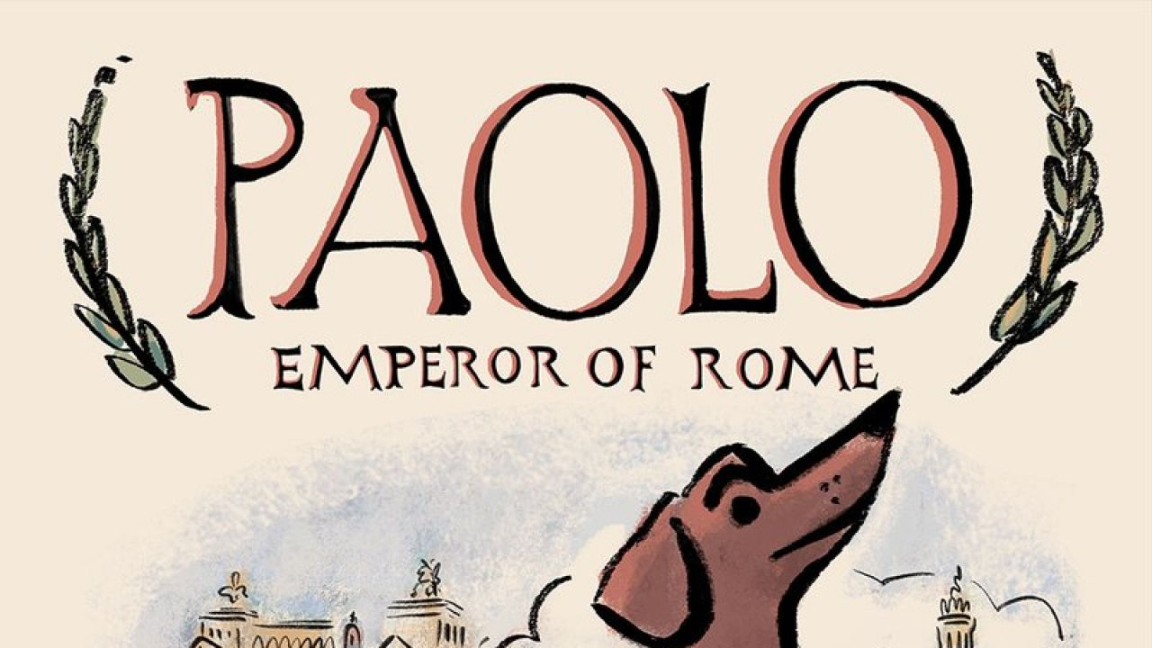Write a postcard with Paolo!