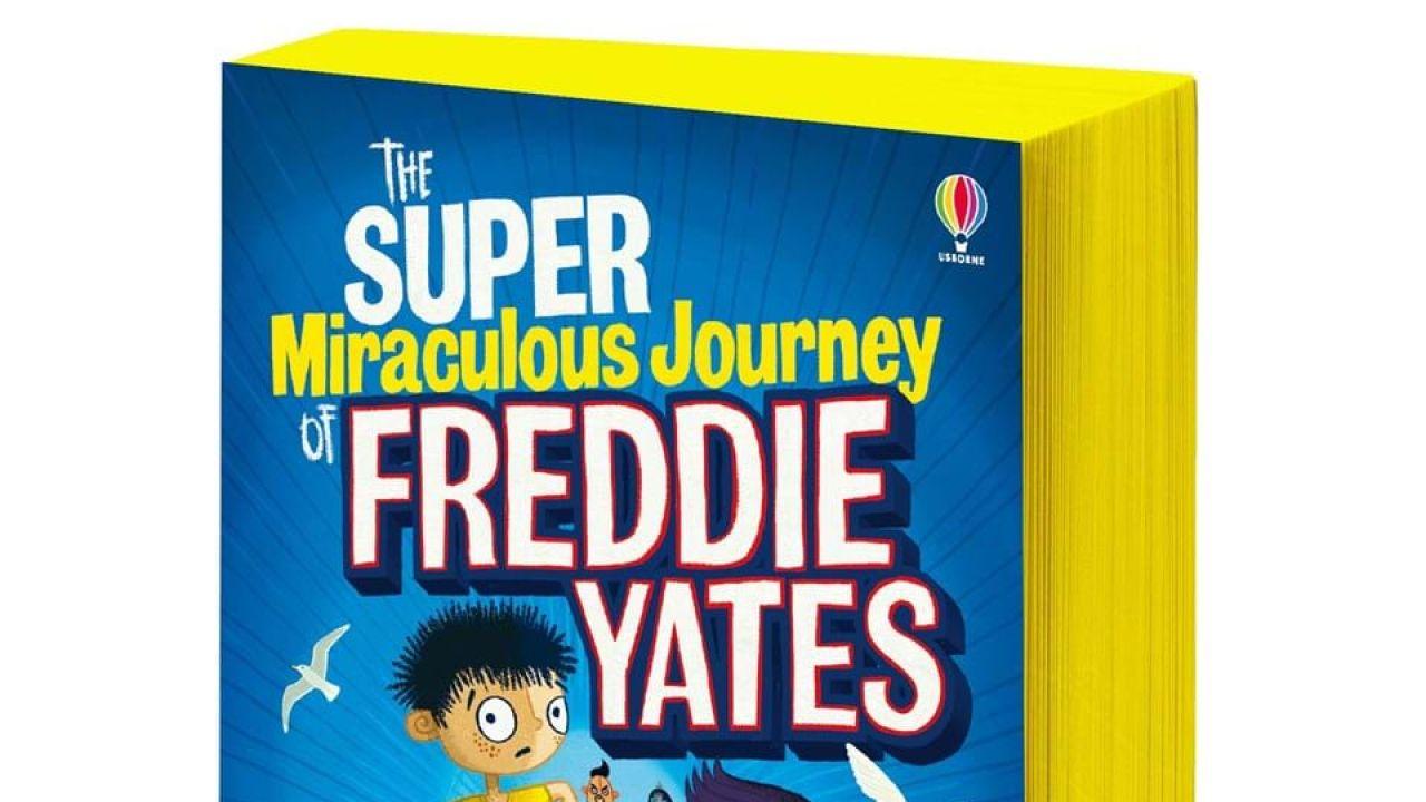Freddie Yates Activity fun!