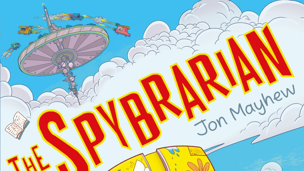The Spybrarian activity download