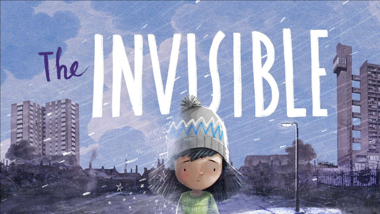The Invisible - A Classroom & Home Learning Resource Pack