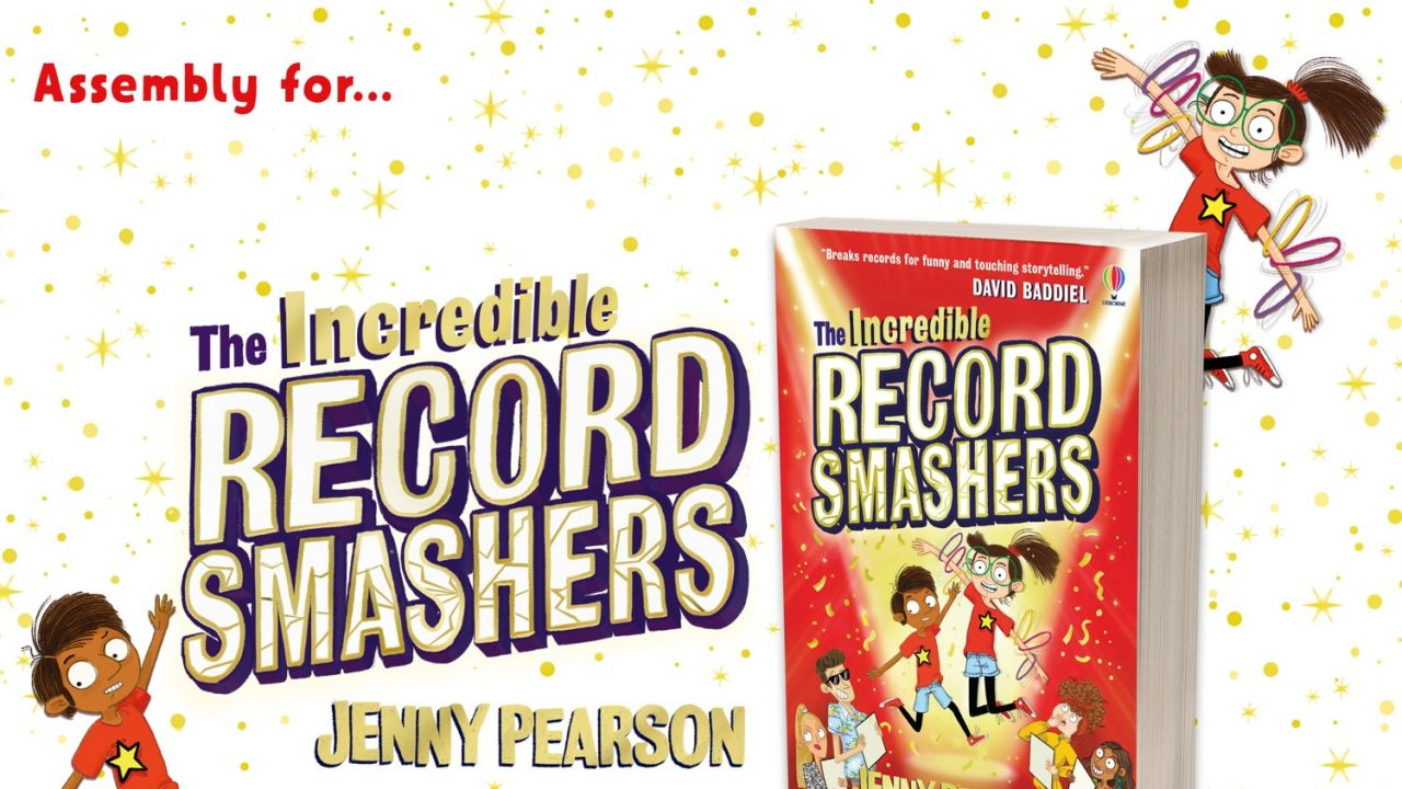 The Incredible Record Smashers Assembly PowerPoint