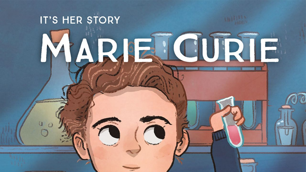 It's Her Story; Marie Curie Teacher's Pack