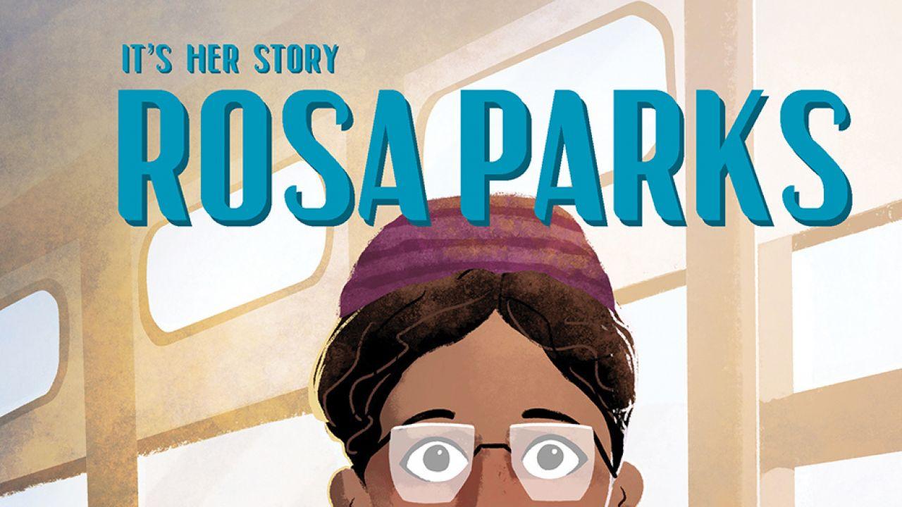 It's Her Story: Rosa Parks Teacher's Pack