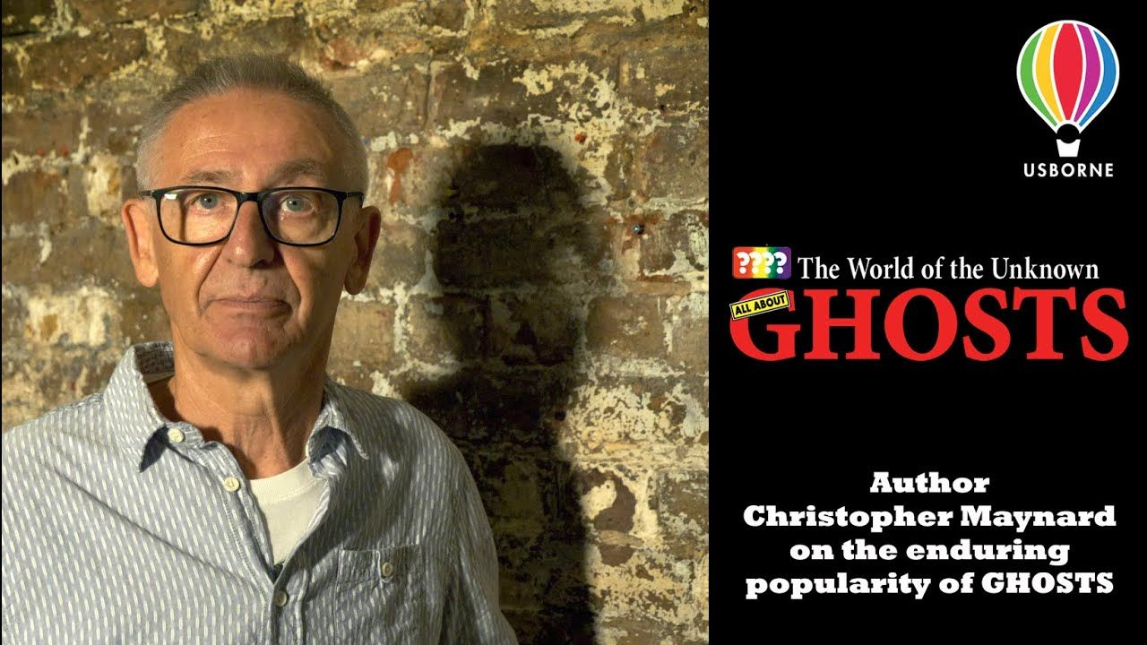 A classic, back from the dead – everything you ever wanted to know about ghosts but were afraid to ask!