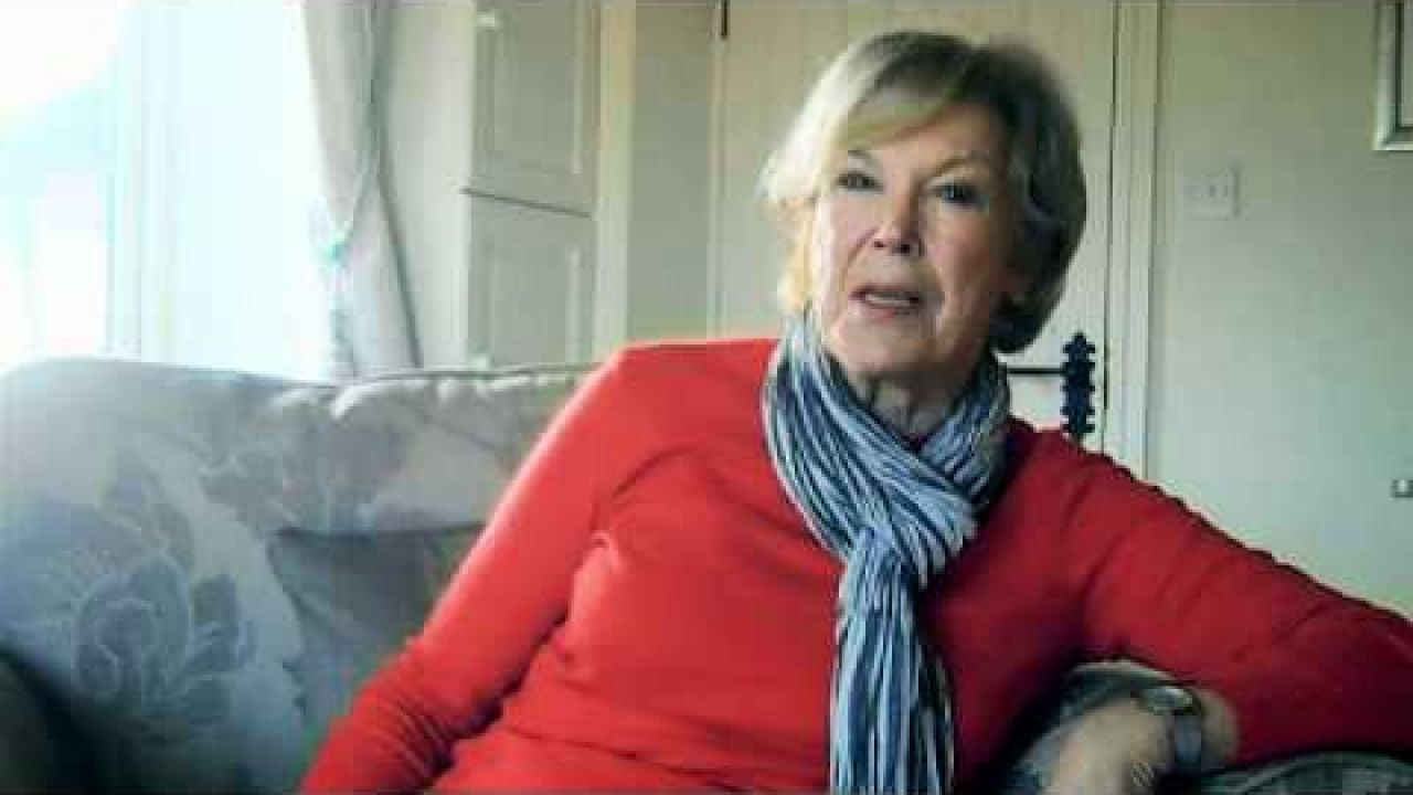 Barbara Mitchelhill talks about Damian Drooth