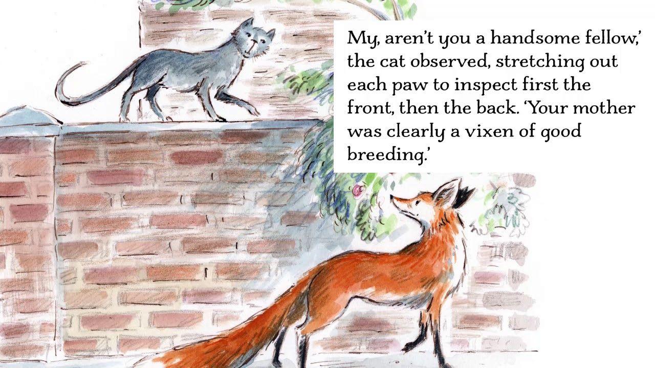 Gaspard The Fox