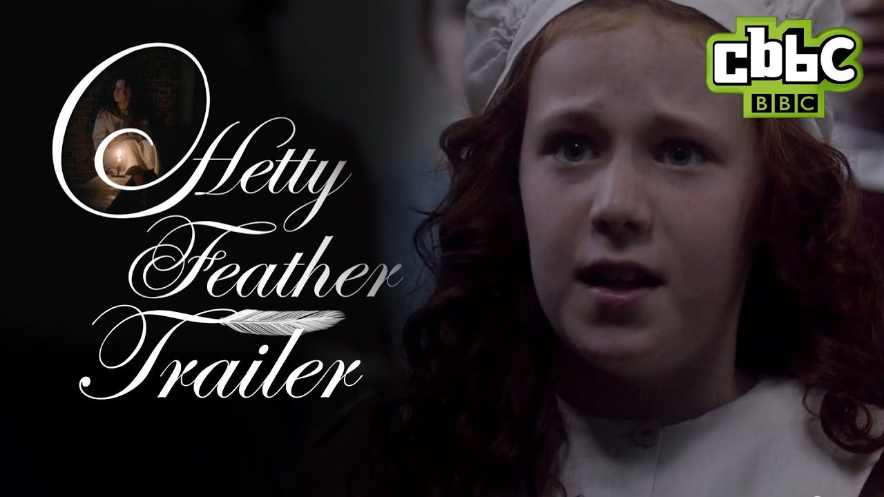Hetty Feather - one of Jacqueline Wilson's most well-loved characters.