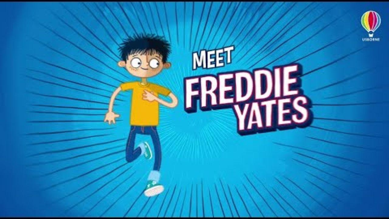 Meet Freddie Yates!