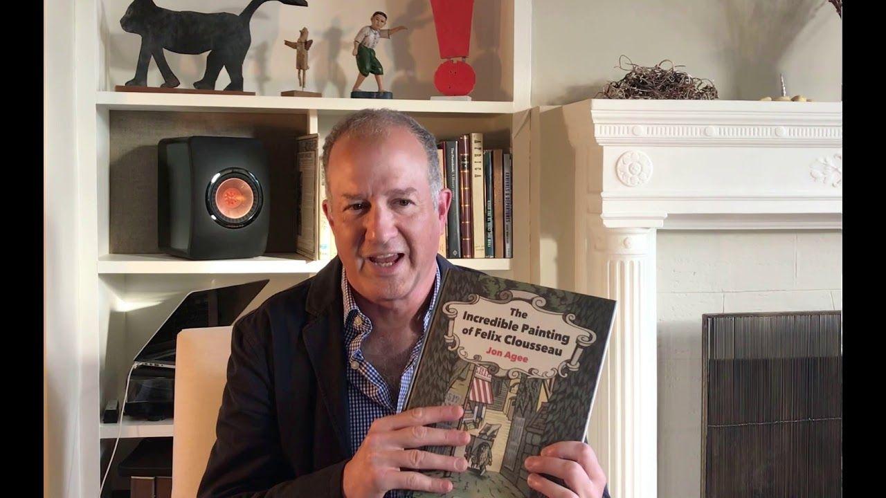 Meet the author Jon Agee