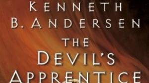 Win a SIGNED copy of The Devil's Apprentice by Kenneth B Anderse