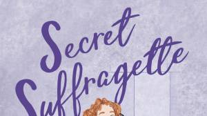 Win a copy of Secret Suffragette by Barbara Mitchelhill!