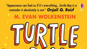Turtle Boy - an uplifting must-read story!