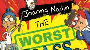 Win a copy of The Worst Class in the World Gets Worse!