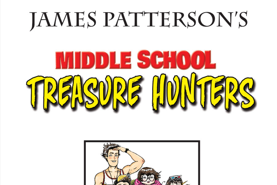 Treasure Hunters Activity Pack