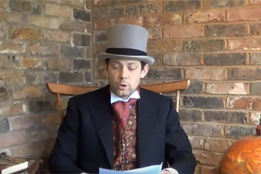 Stuart Fryd Reads The Village at the Edge of the World Chapter 1