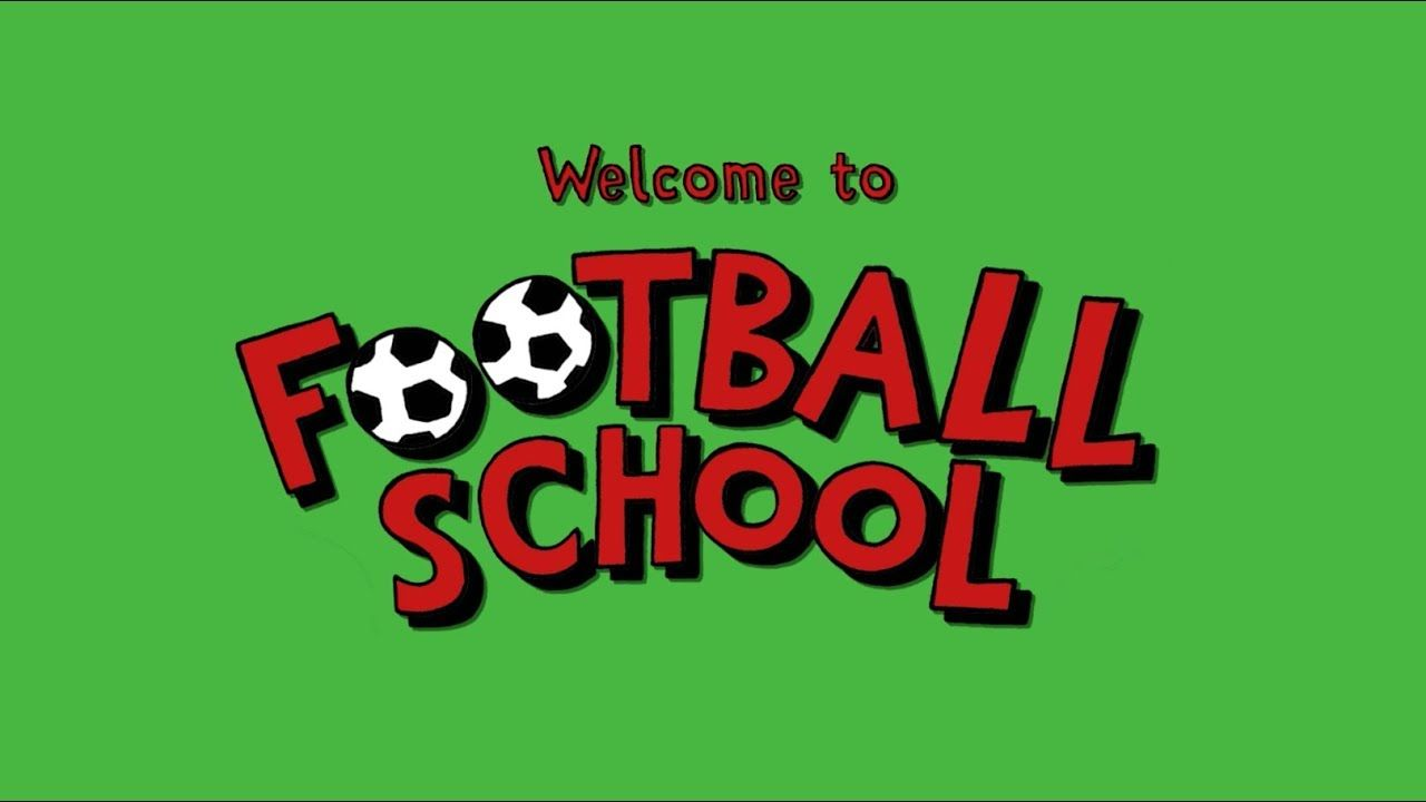 Welcome to Football School, where every lesson is about FOOTBALL!