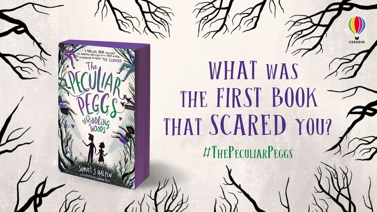 What was the first book that scared you?